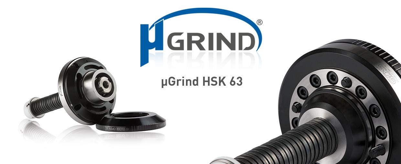 µGrind HSK63